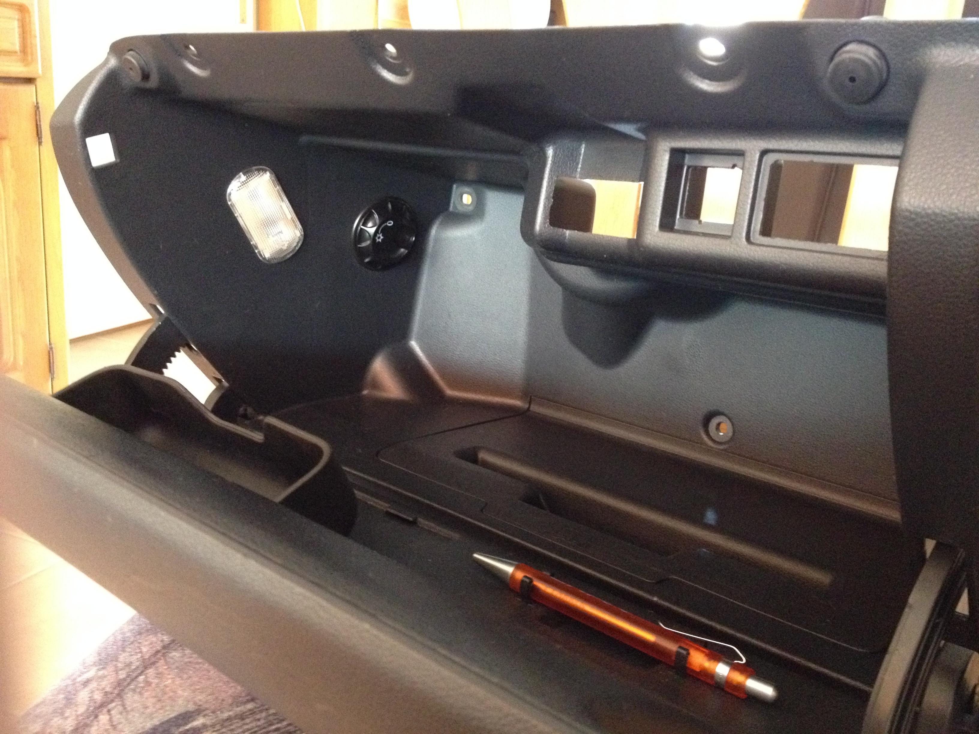 How To 6r Verlichting Verlichting In Het Dashboard Kastje